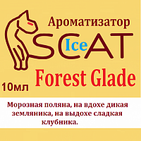 Ароматизатор SCAT Ice - Forest Glade