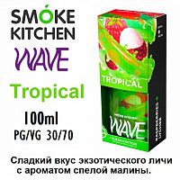 Жидкость Smoke Kitchen Wave - Tropical (100мл)