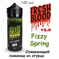 Жидкость Fresh Blood v2.0 - Fizzy Spring (120 мл)
