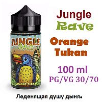 Жидкость Jungle Rave - Orange Tukan (100 мл)