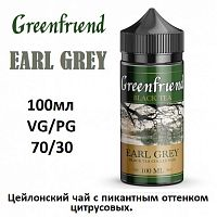 Жидкость  Greenferiend - Earl Grey 100мл