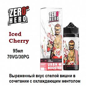 Жидкость Zero Hero - Iced Cherry (95мл)