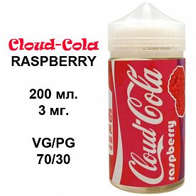 Жидкость Cloud-Cola - Raspberry