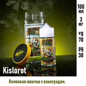 Жидкость Kislorot - Pollen collector (100мл)