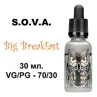 Жидкость Sova - Big Breakfast