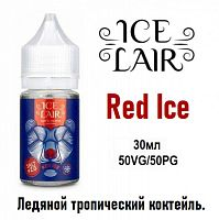 Жидкость Ice Lair salt - Red Ice 30мл.