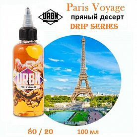 "Жидкость URBN DRIP SERIES ""Paris Voyage"" 100 мл"