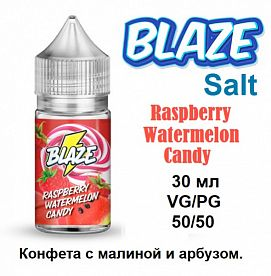 Жидкость Blaze Salt - Raspberry Watermelon Candy (30мл)