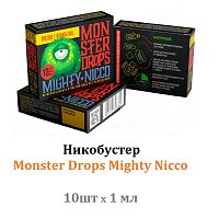Никобустер Monster Drops Mighty Nicco