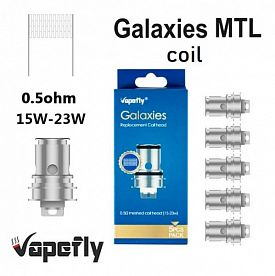 Vapefly Galaxies Mesh coil