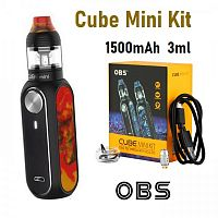 OBS Cube Mini Starter Kit 1500mAh