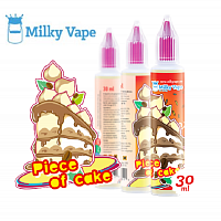 "Жидкость Milky Vape ""Piece of cake"""