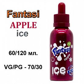 Жидкость Fantasi - Apple Ice (clone premium)