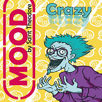 "Жидкость Saint Theodore MOOD ""Crazy"" 120мл"