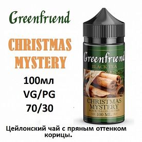 Жидкость Greenferiend - Christmas Mysteryy 100мл