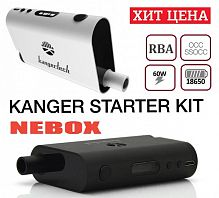 Kangertech Nebox 60w Tc Starter Kit