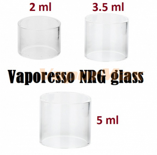 Vaporesso NRG glass