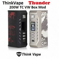 Think Vape Thunder 200W TC Mod