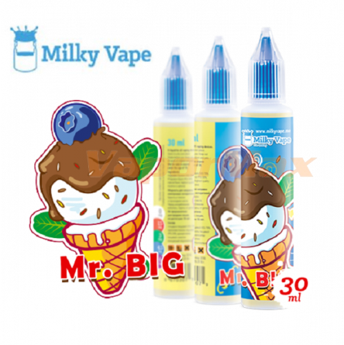 "Жидкость Milky Vape ""Mr. Big"""