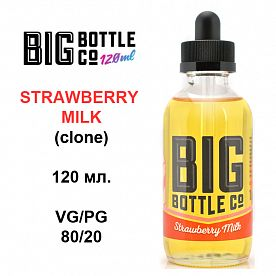 Жидкость Big Bottle.Co - Strawberry Milk (clone premium)