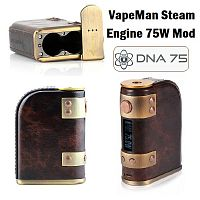 Vapeman Steam Engine DNA75 Mod
