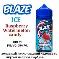 Жидкость Blaze - ICE Raspberry Watermelon Candy (100мл)