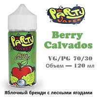 Жидкость Party Vaper - Berry Calvados (120 мл)