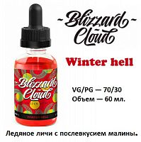 Жидкость Blizzard Cloud - Winter Hell (60мл)