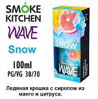 Жидкость Smoke Kitchen Wave - Snow (100мл)
