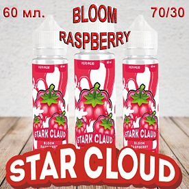 Жидкость Star Cloud - Bloom Raspberry 60мл