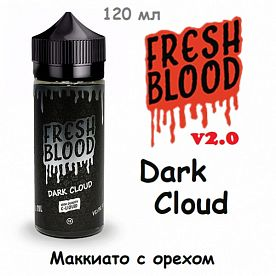 Жидкость Fresh Blood v2.0 - Dark Cloud (120 мл)