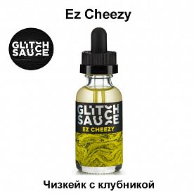Жидкость Glitch Sauce - Ez Cheezy 30 мл.