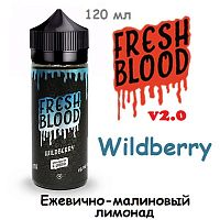 Жидкость Fresh Blood v2.0 - Wildberry (120 мл)